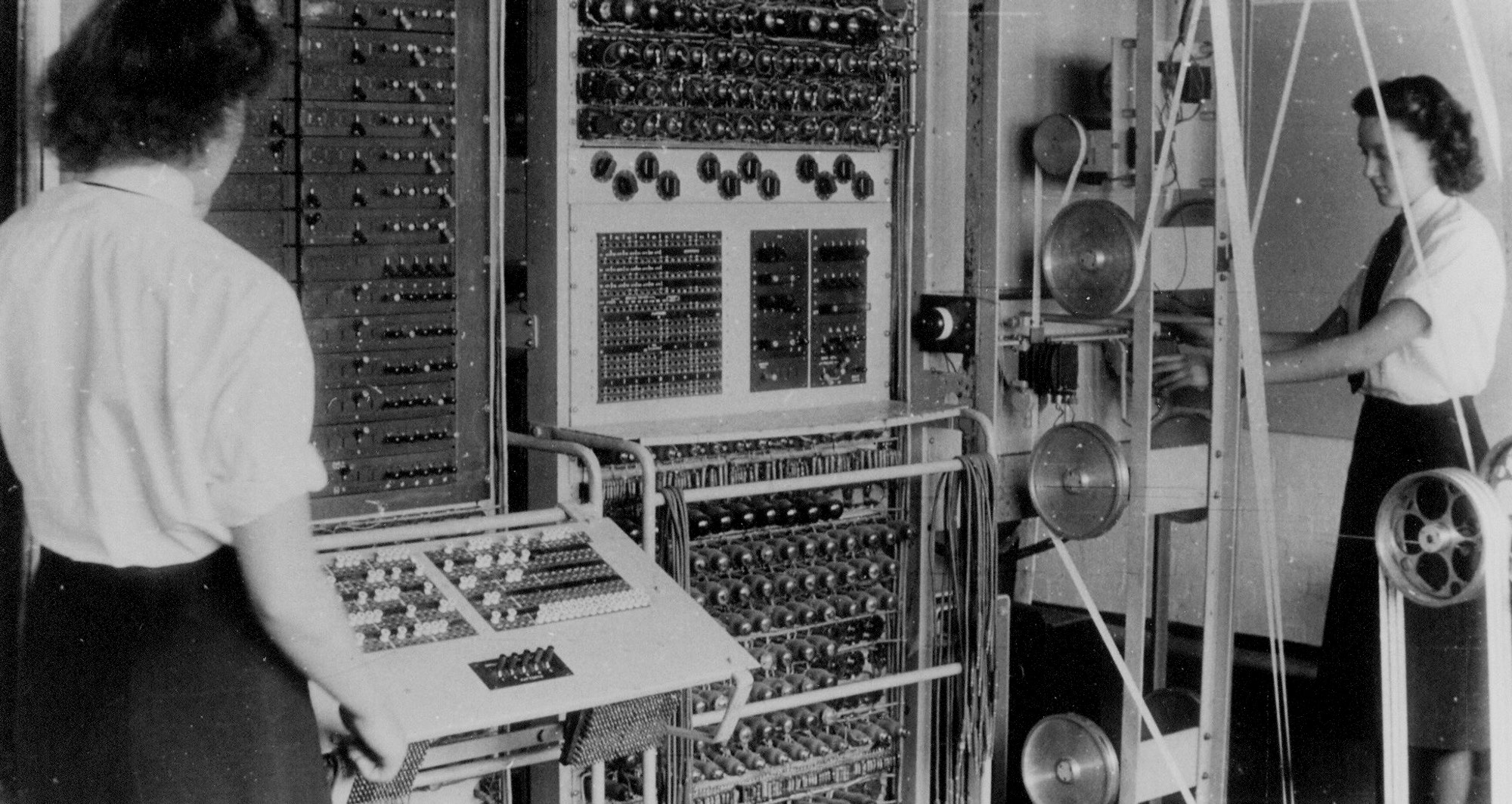 Bletchley codebreakers