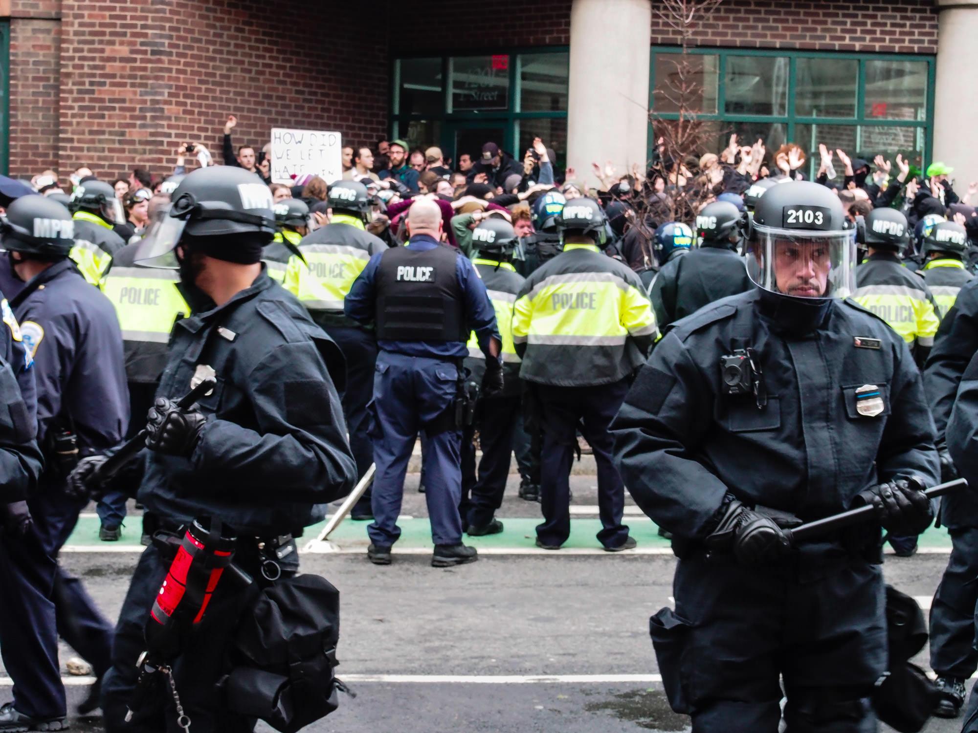 J20 Arrests