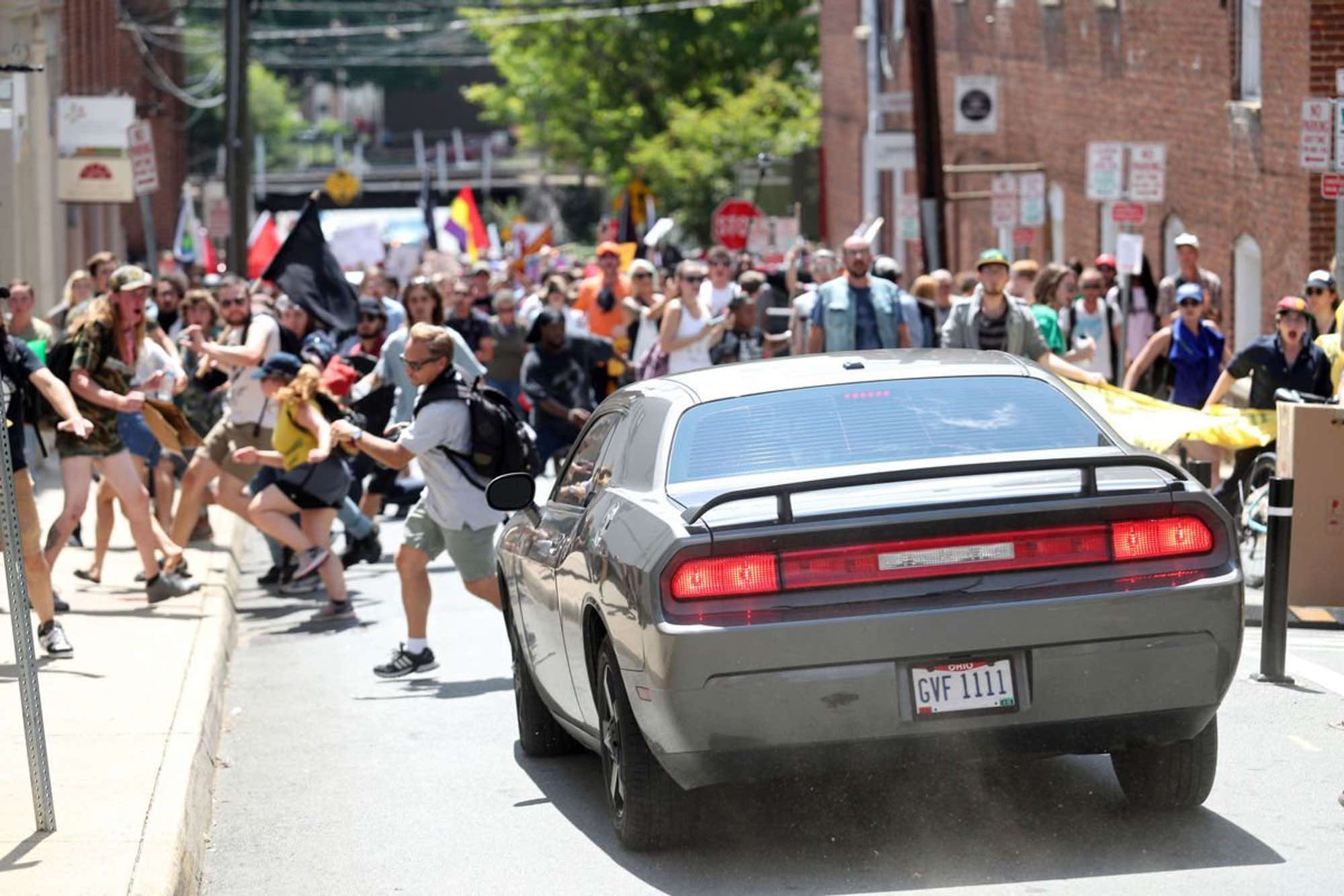 Charlottesville murder