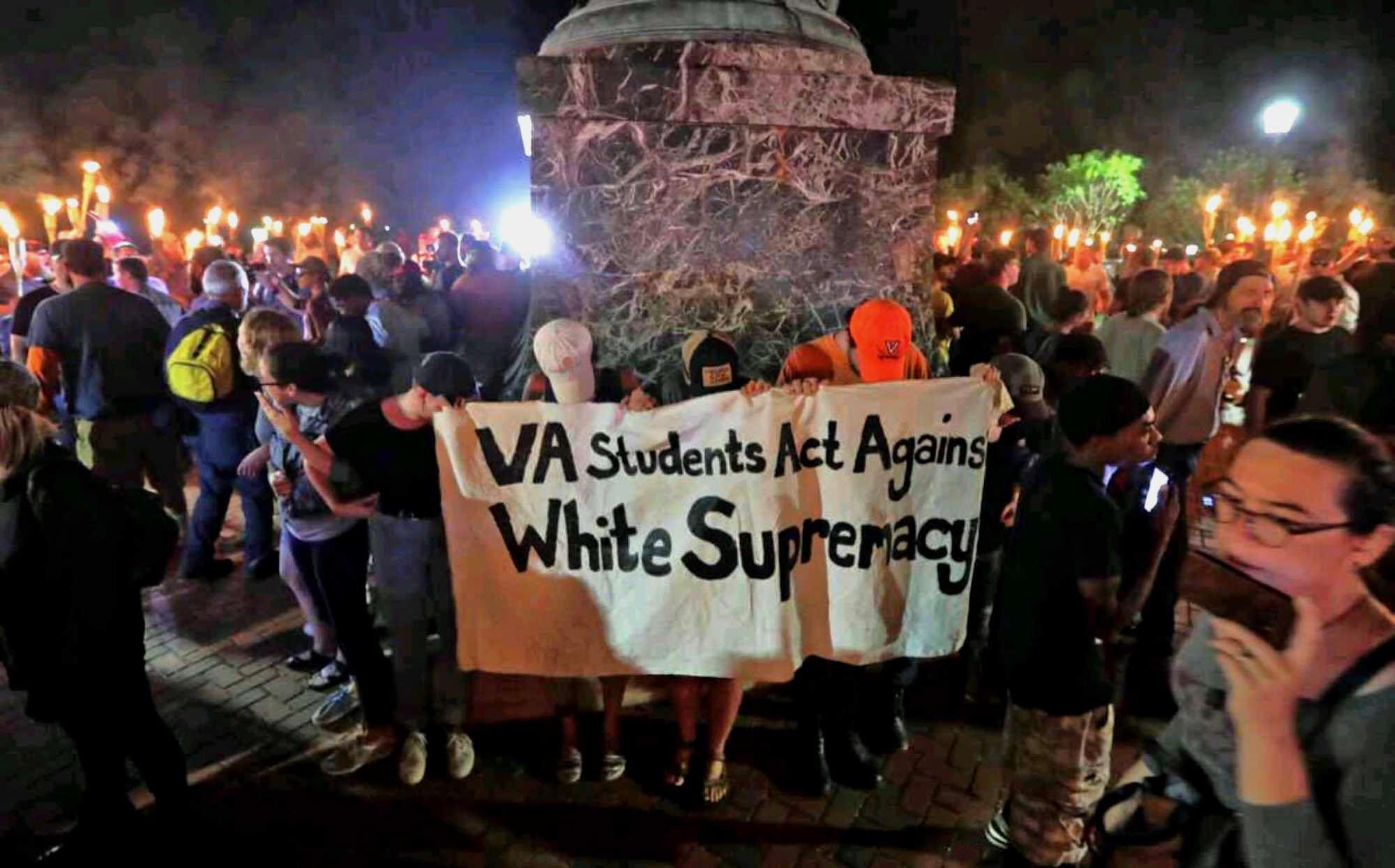 Charlottesville solidarity