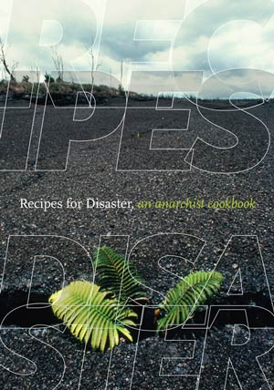 Recipes for Disaster Cover