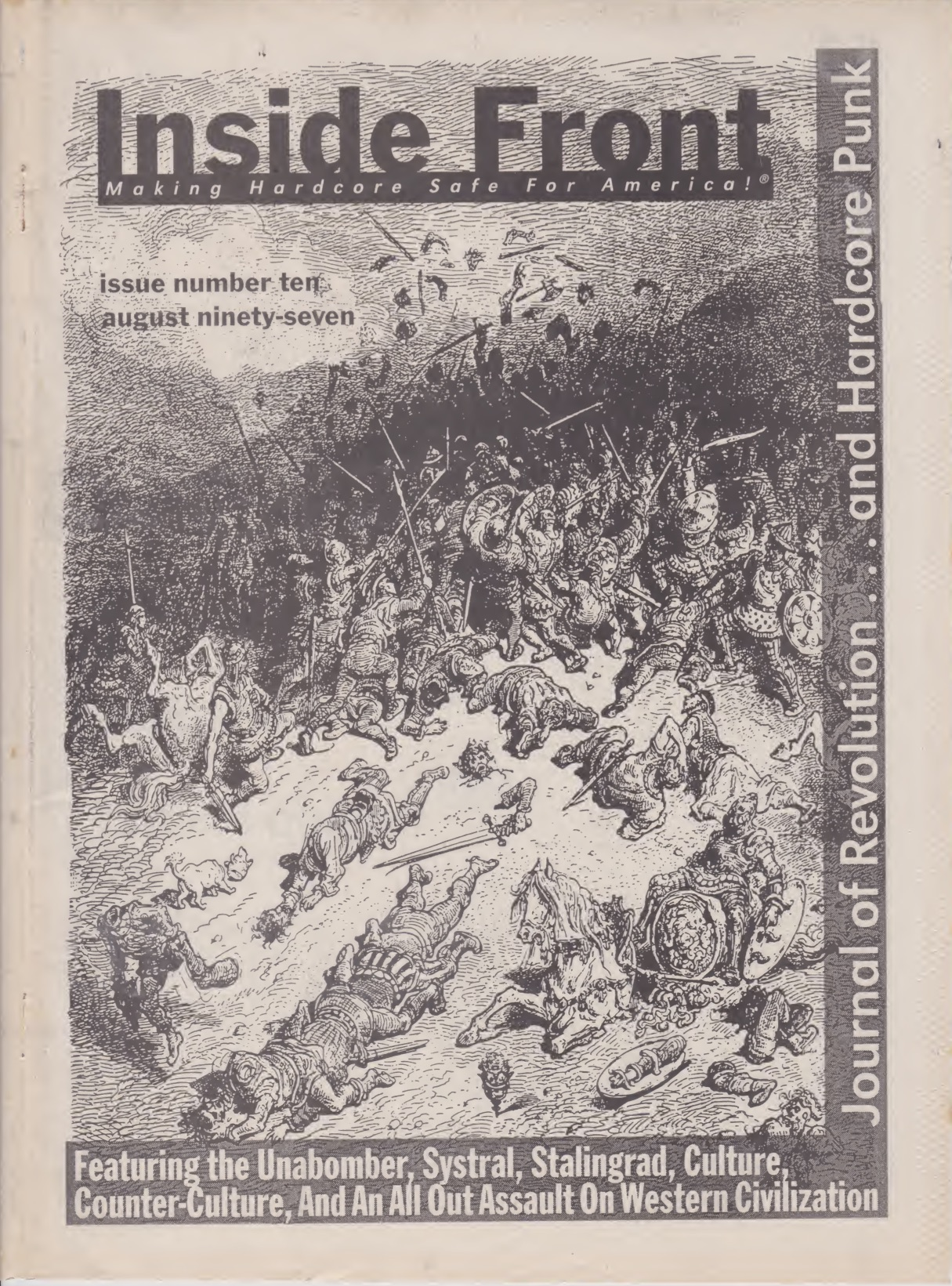 Photo of 'Inside Front #10' front cover