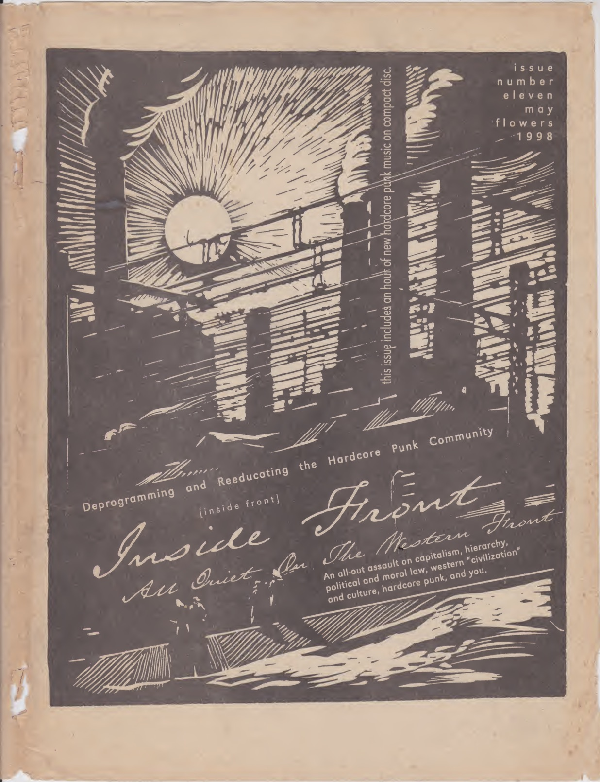 Photo of 'Inside Front #11' front cover