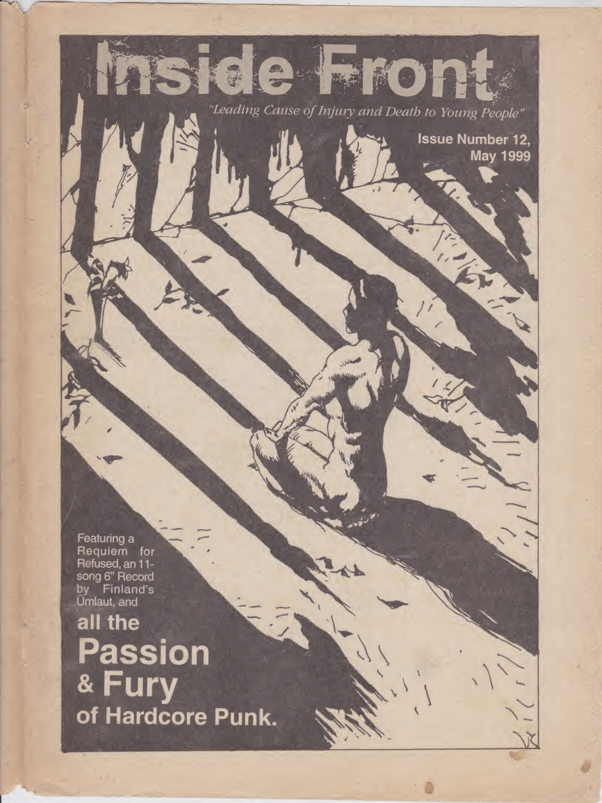 Photo of 'Inside Front #12' front cover