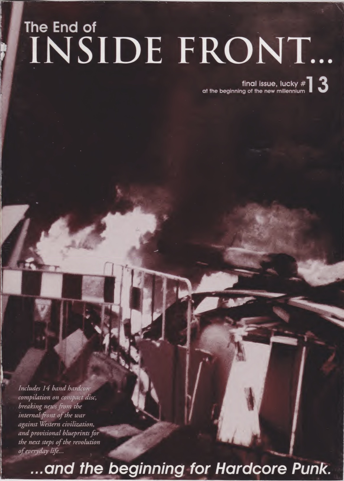 Photo of 'Inside Front #13' front cover