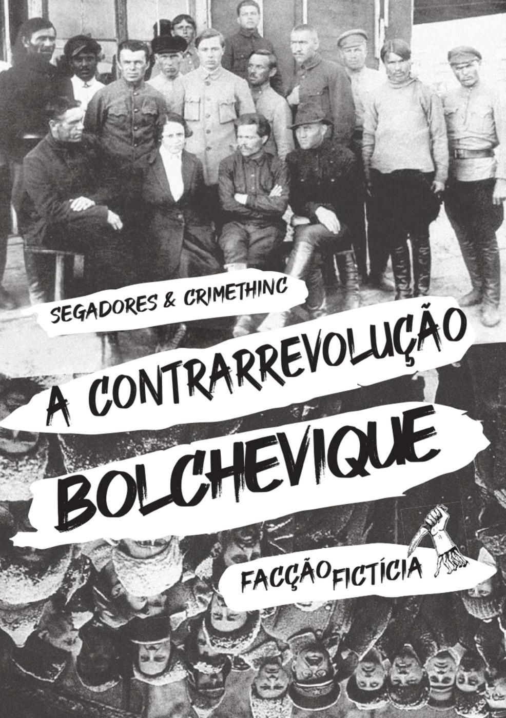 Photo of 'A Contrarrevoluçao bolchevique' front cover