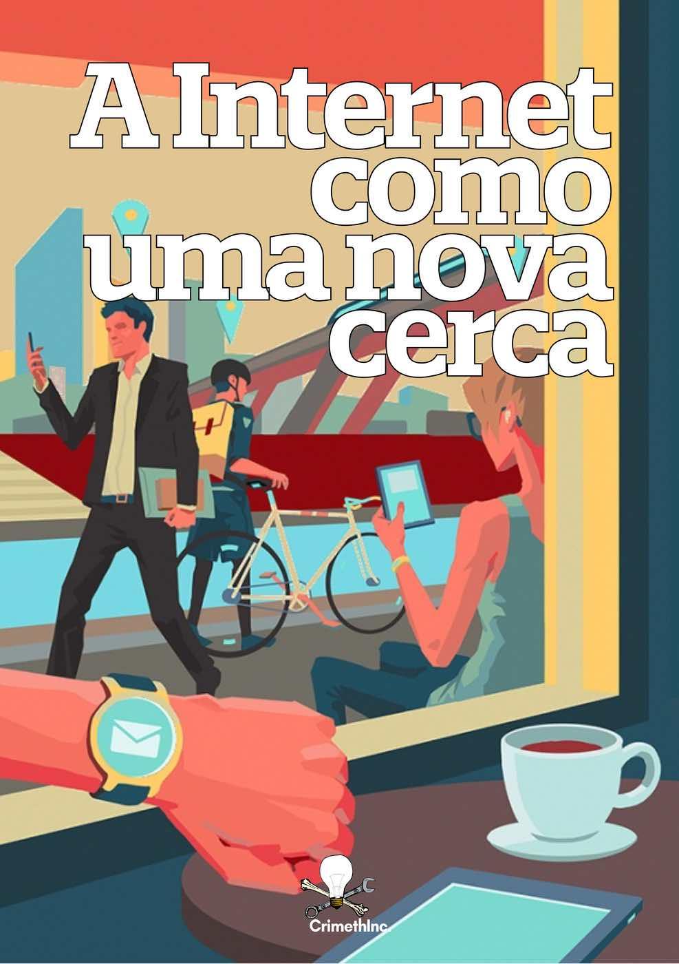 Photo of 'A Internet como uma nova cerca (Portugues Brasileiro)' front cover