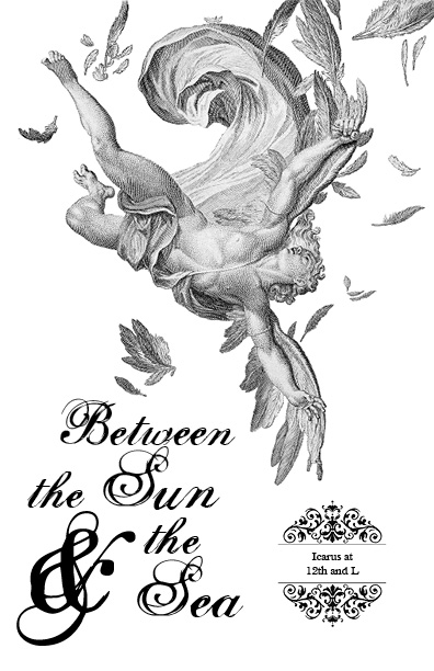 Photo of 'Between the Sun and the Sea' front cover