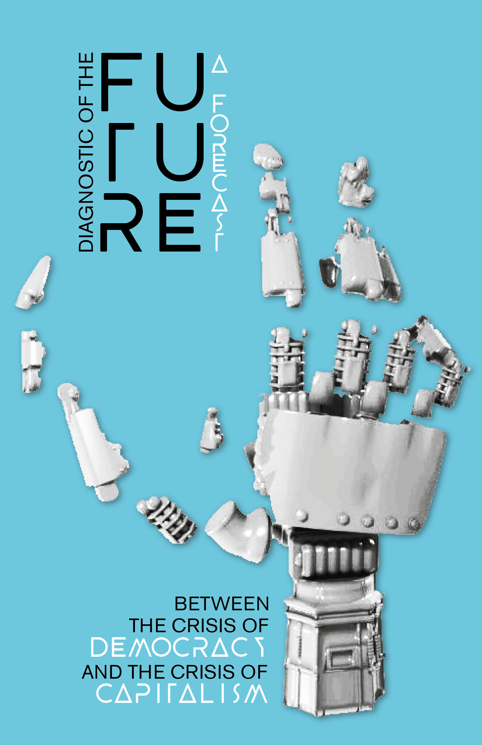 Photo of 'Diagnostic of the Future' front cover