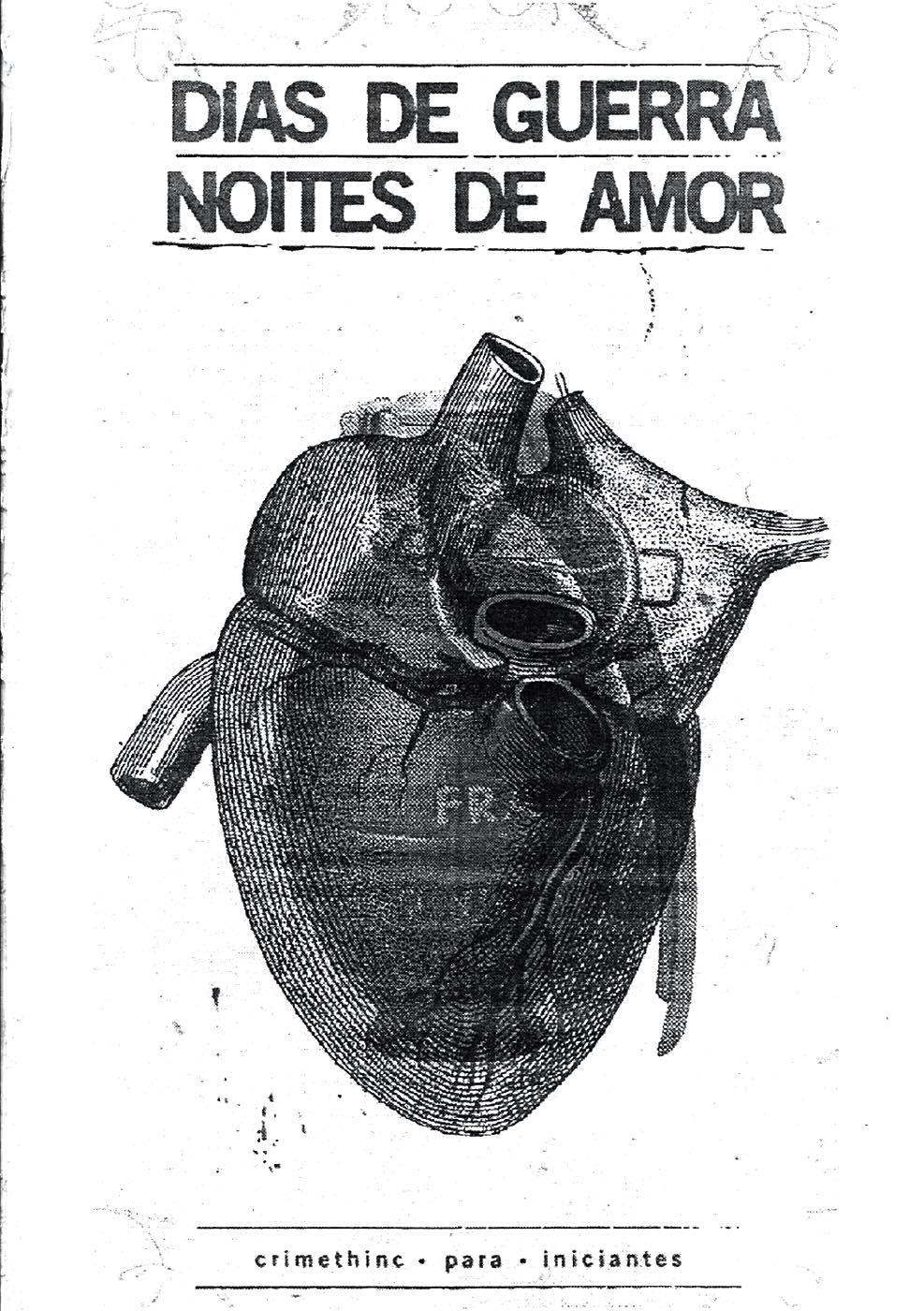Photo of 'Dias de Guerra, Noites de Amor - Versão Reduzida' front cover