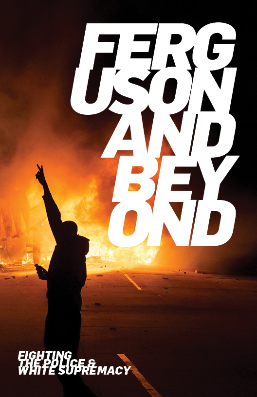 Photo of 'Ferguson and Beyond' front cover