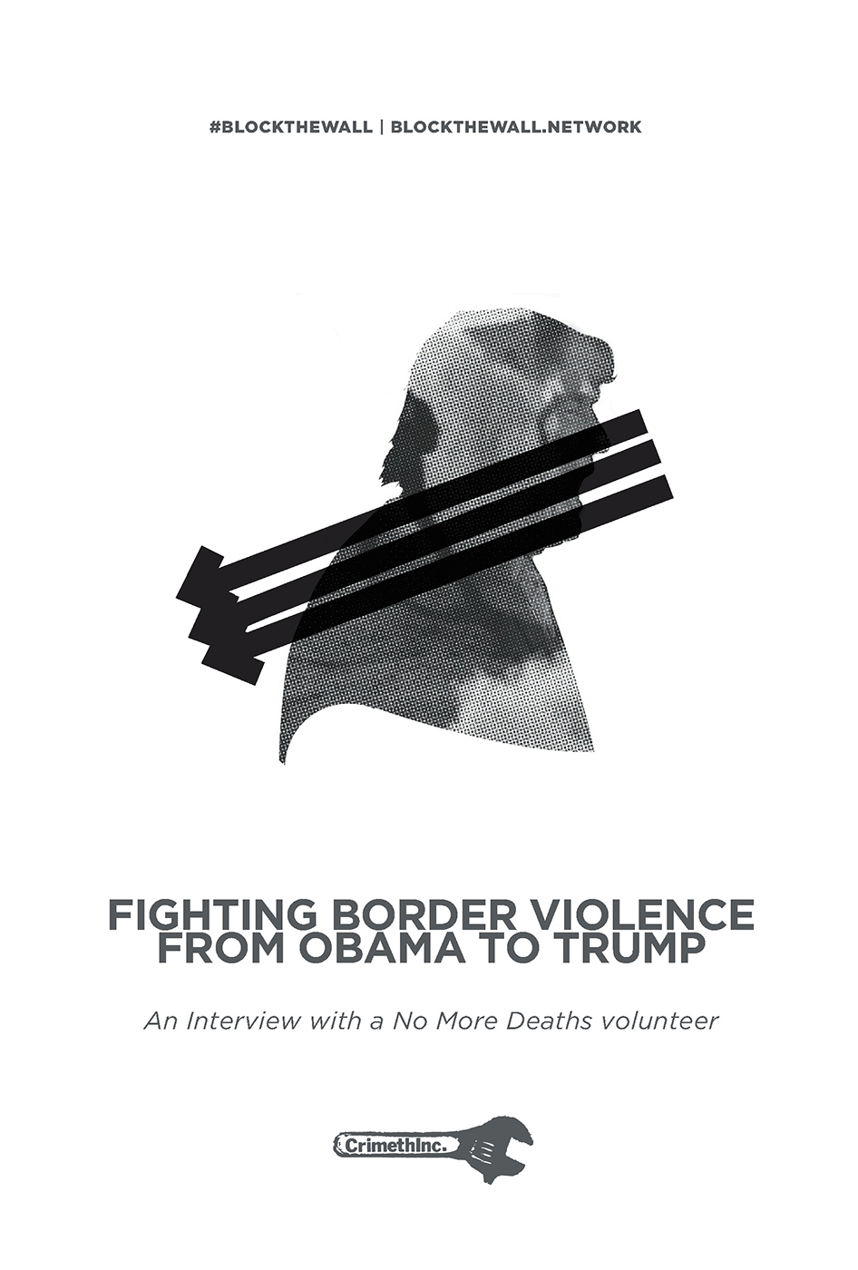 Photo of 'Fighting Border Violence, From Obama to Trump' front cover
