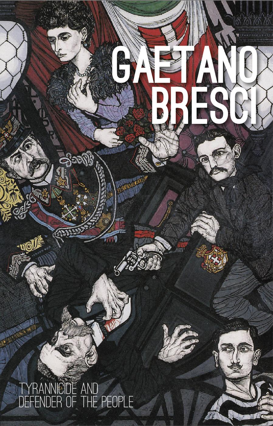 Photo of 'Gaetano Bresci' front cover