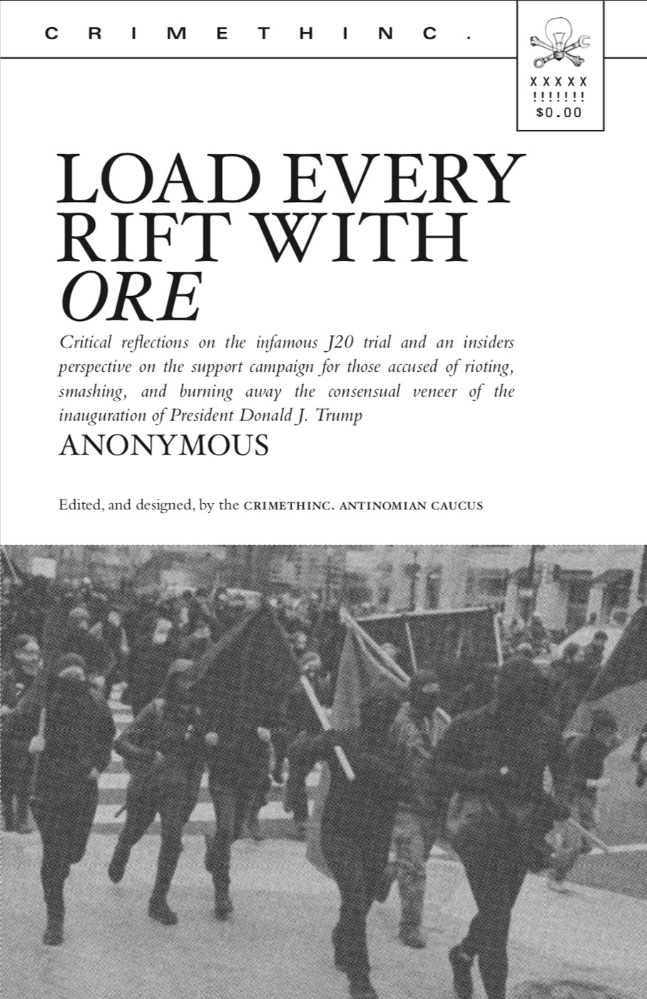Photo of 'Load Every Rift With Ore' front cover