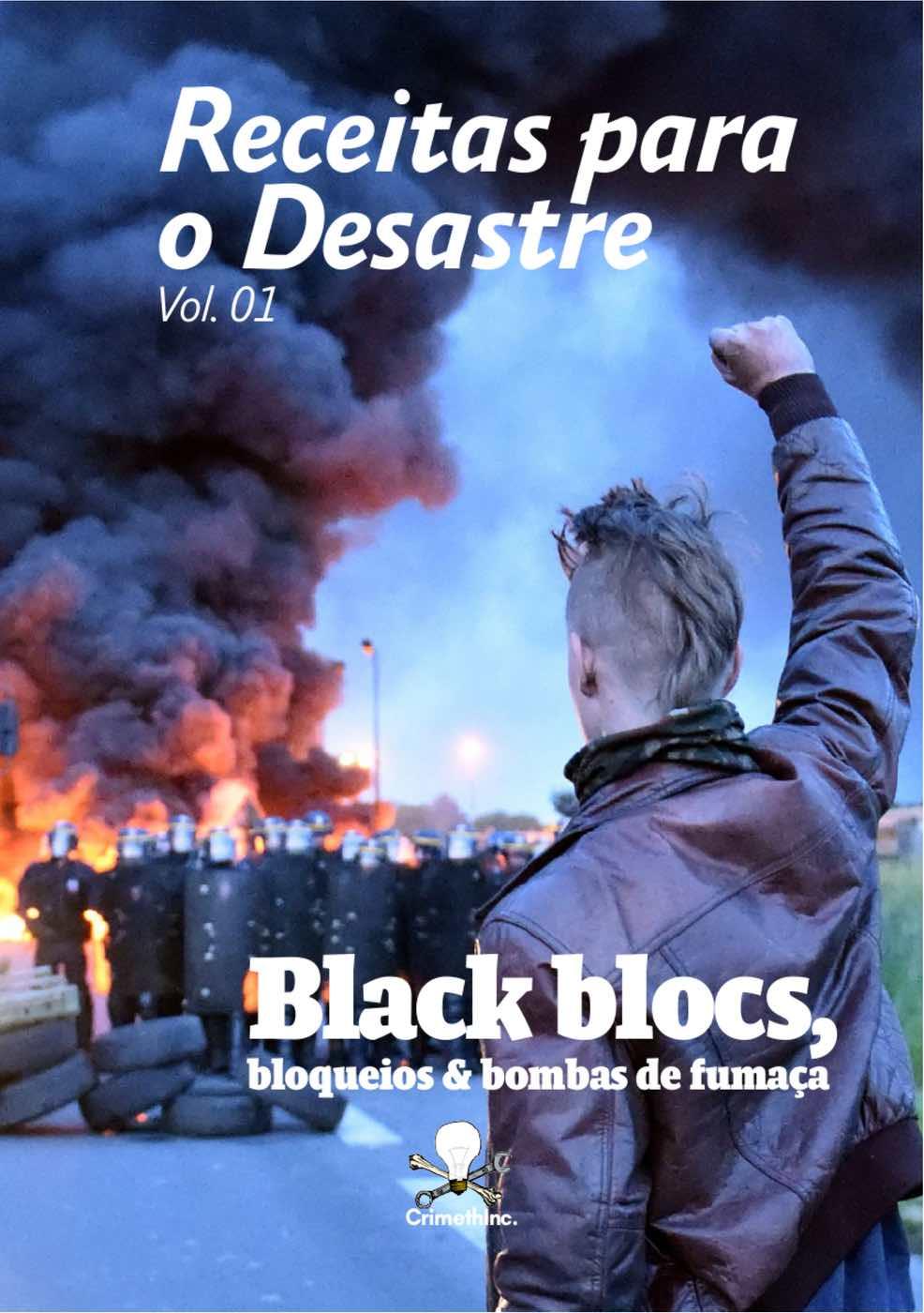 Photo of 'Receitas para o Desastre Vol. 01 (Portugues Brasileiro)' front cover