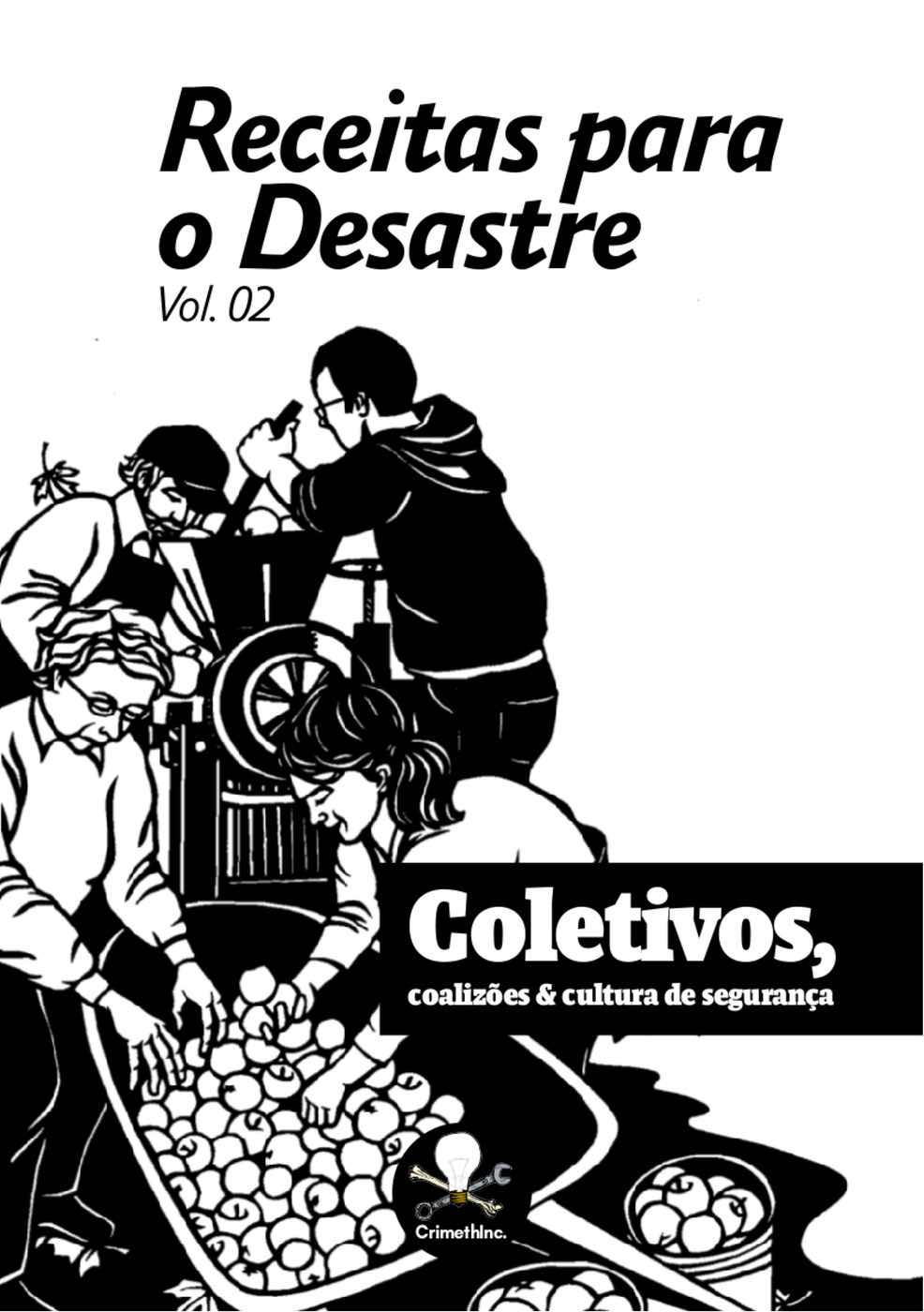 Photo of 'Receitas para o Desastre Vol. 02 (Portugues Brasileiro)' front cover