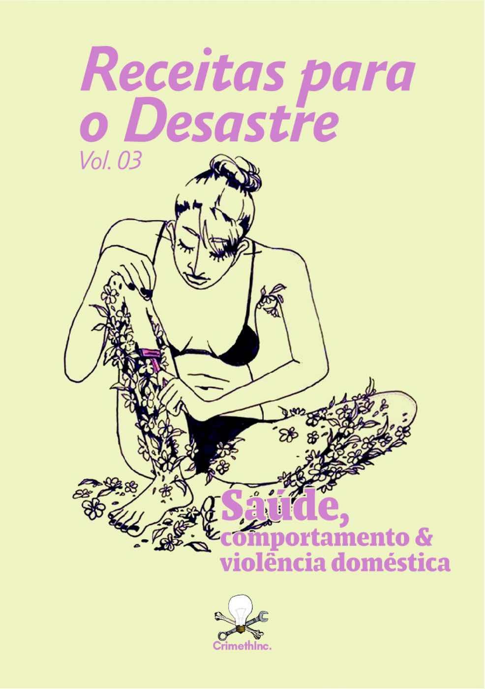 Photo of 'Receitas para o Desastre Vol. 03 (Portugues Brasileiro)' front cover