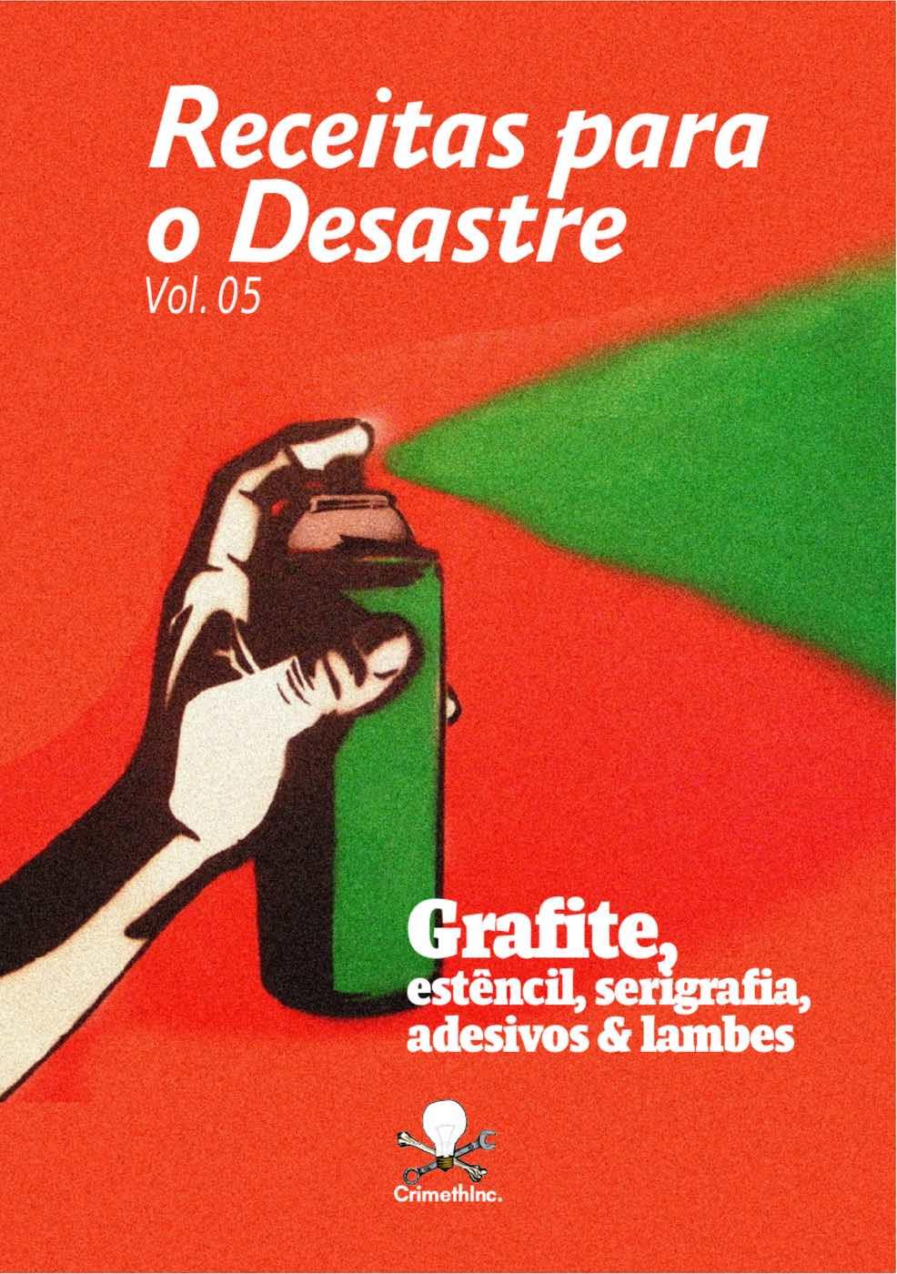Photo of 'Receitas para o Desastre Vol. 05 (Portugues Brasileiro)' front cover
