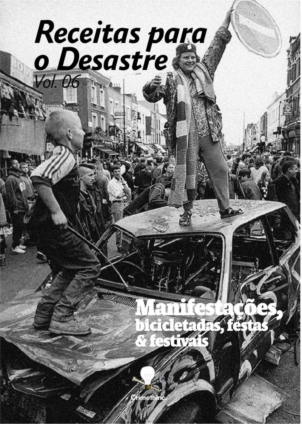 Photo of 'Receitas para o Desastre Vol. 06 (Portugues Brasileiro)' front cover