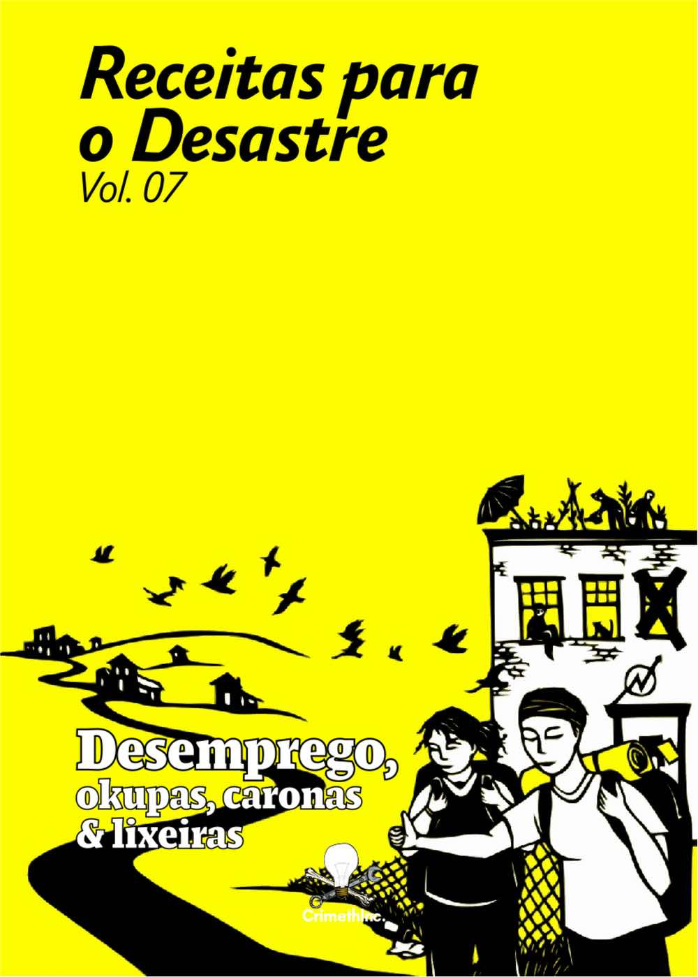 Photo of 'Receitas para o Desastre Vol. 07 (Portugues Brasileiro)' front cover
