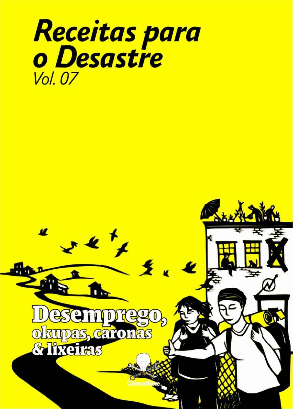 Photo of 'Receitas para o Desastre Vol. 07 (Portugues Brasileiro)' front cover