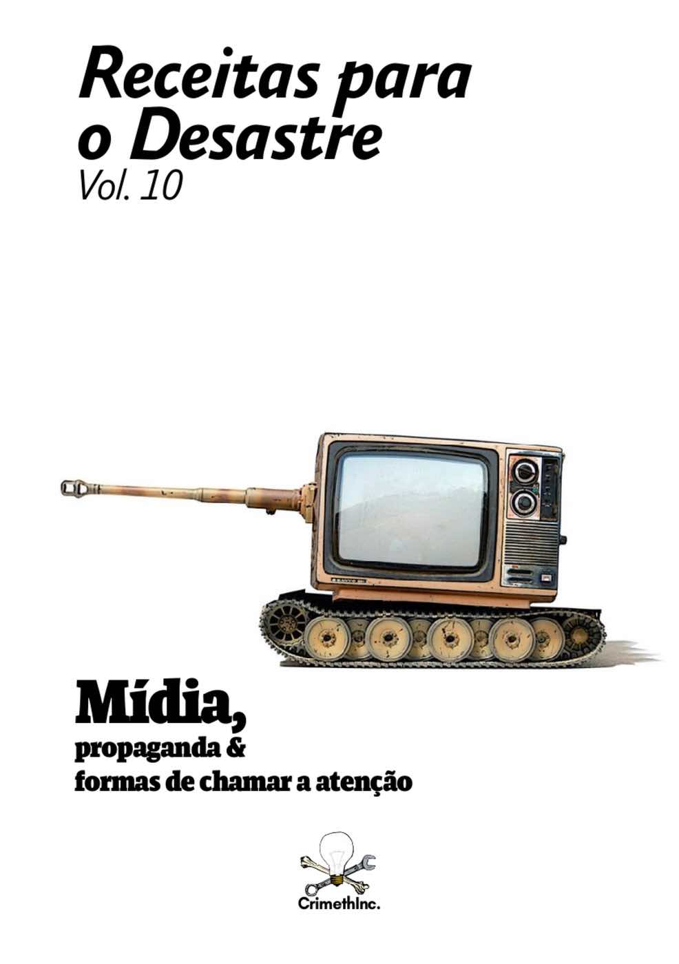 Photo of 'Receitas para o Desastre Vol. 10 (Portugues Brasileiro)' front cover