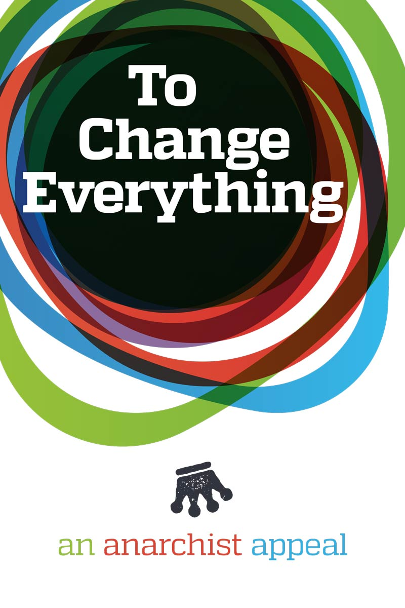 Photo of 'To Change Everything' front cover