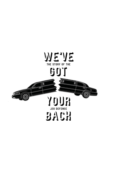 Photo of 'We've Got Your Back' front cover
